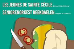poster sandwich concert 2 november 2019