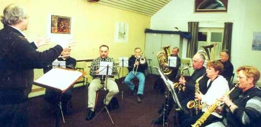 De eerste repetitie op 6 januari 2000